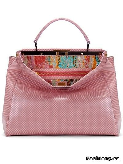 Fendi, Bottega Veneta-предколлекция женских сумок весна-2013