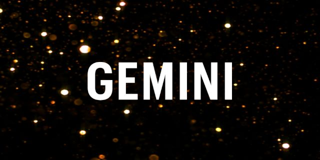 Gemini Monthly Horoscope (September) 2017