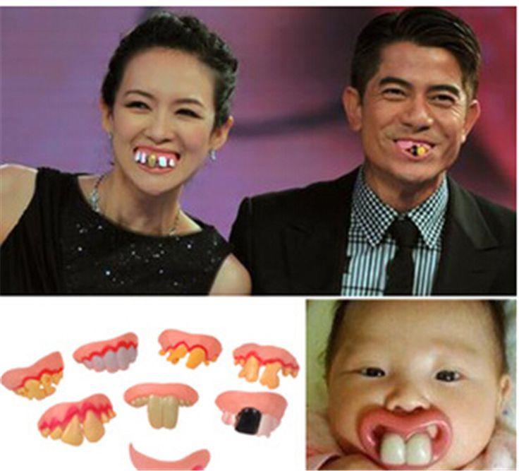 Freak False Teeth Set //Price: $8.99 & FREE Shipping //    #cardistry #cardtrick #magictricks