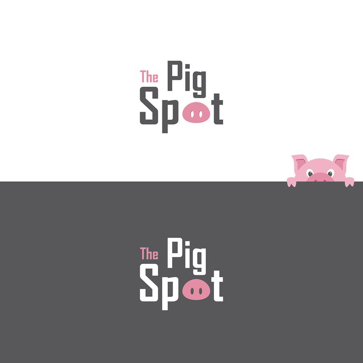 Contest winner Design #275 by Maya27 | Need a logo for pet pig business
