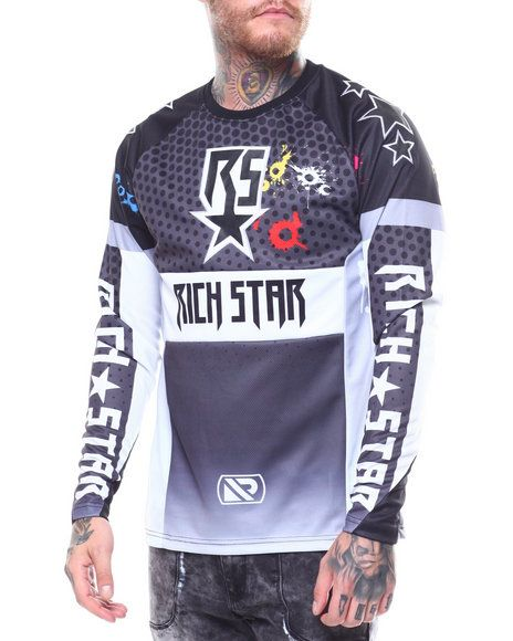 2d7568f3 Find Moto Paintball Ls shirt Men's Shirts from Rich Star & more at DrJays.