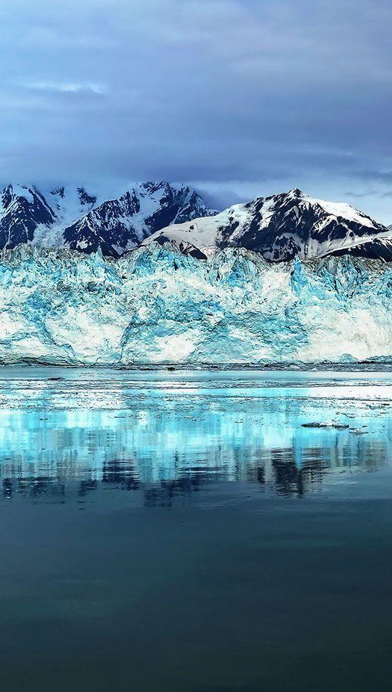 Seward Alaska Cruise With Royal Caribbean To Seward Alaska And Explore Hubbard Glacier At More Than Six Mile Hubbard Glacier Alaska Cruise Alaska Wallpaper