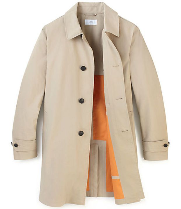 Jack Spade's Bonded Trench