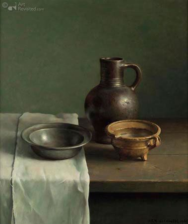 Pintura de Henk Helmantel