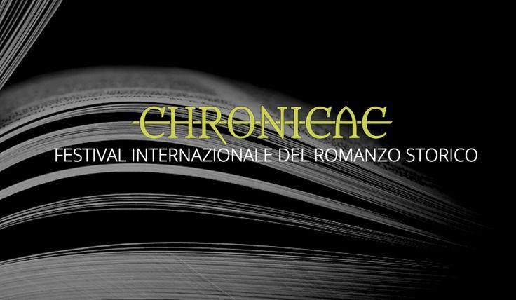 LA PRIMA EDIZIONE DI CHRONICAE, FESTIVAL INTERNAZIONALE DEL ROMANZO STORICO, SI TERRÀ A PIOVE DI SACCO (PADOVA) DAL 17 AL 19 APRILE 2015