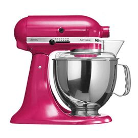 Win a KitchenAid Artisan Mixer worth £429 plus 5 runner-up  vouchers worth £50 each...