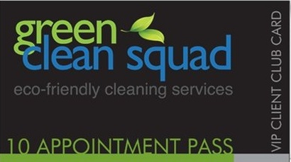 Green Clean Squad Multi-Pass