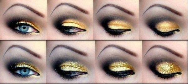Batman makeup? I think yes ;)