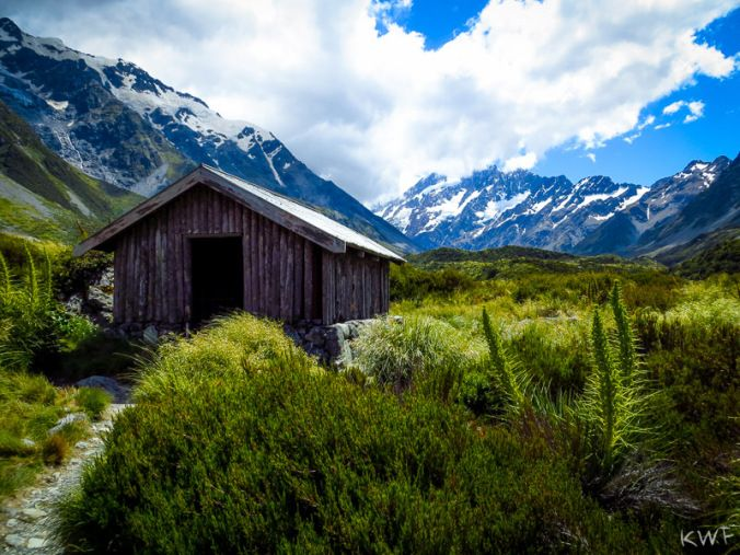 Mt. Cook, Hooker Valley, South Island, NZ