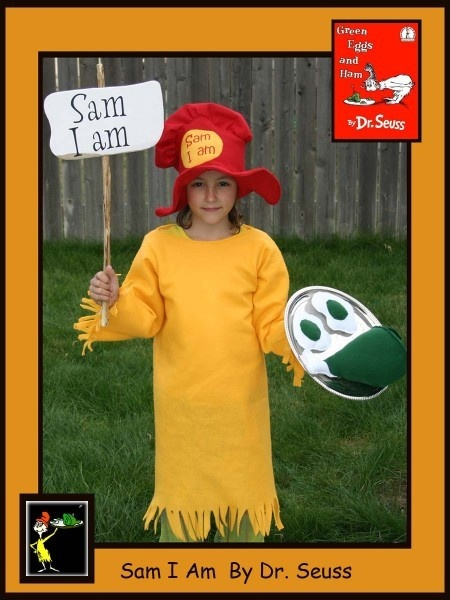 Mom's Best Nest: DIY Dr. Seuss Costume Ideas