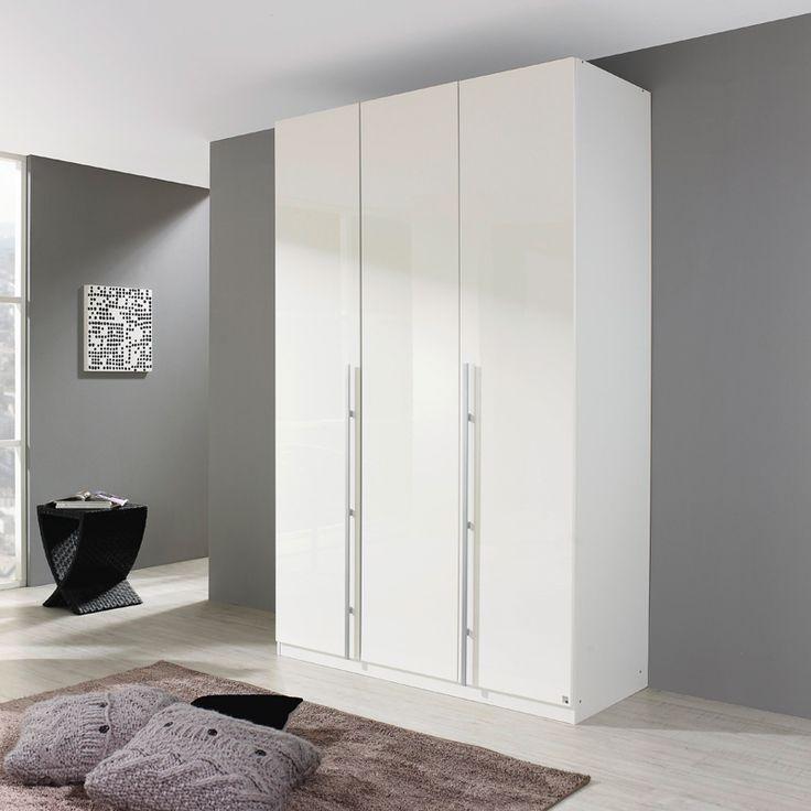 Pinterestu0027teki 25u0027den fazla en iyi Kleiderschrank hochglanz weiß - schlafzimmerschrank weiß hochglanz