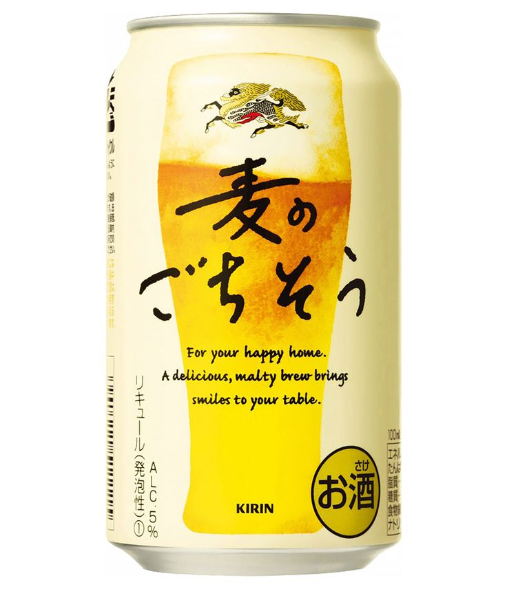 KIRIN 麦のごちそう | Milk