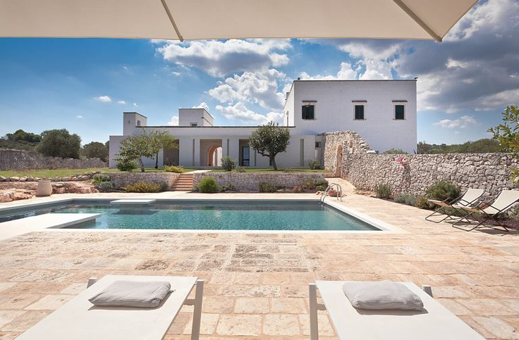 Masseria Maresca is a nineteenth century agricultural complex located on the initial part of the hillside of Murge overlooking towards Ostuni, in a natural c...