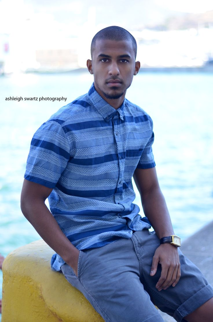 Photoshoot at the harbour