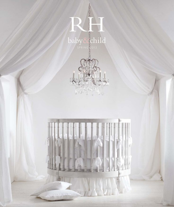 2013 Spring Catalog   Restoration Hardware Baby & Child
