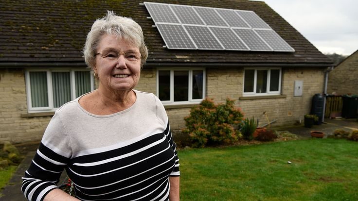 Yorkshire village to pioneer solar battery power  People in 40 council homes in Oxspring, South Yorkshire, are being given batteries that can store electricity from rooftop solar panels, in the latest sign of interest in energy storage systems. The batteries, which normally have a starting price of ... Visit solarpowercee.com for the latest solar products.