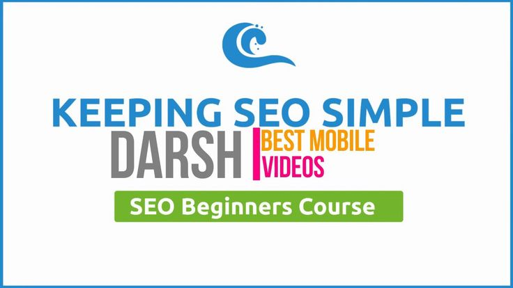 Basic seo company techniques for free, learn how to do seo by your self