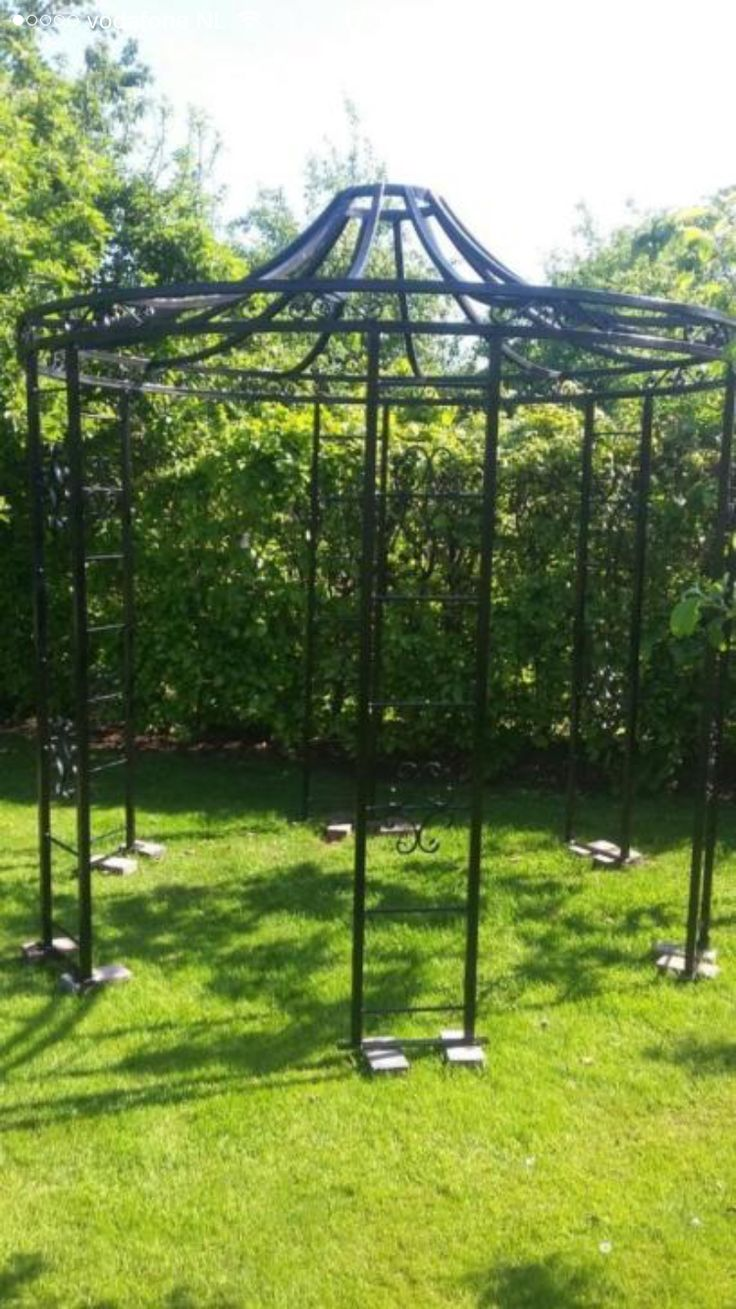 Do It Yourself Home Design: 25+ Best Ideas About Metal Frame Gazebo On Pinterest