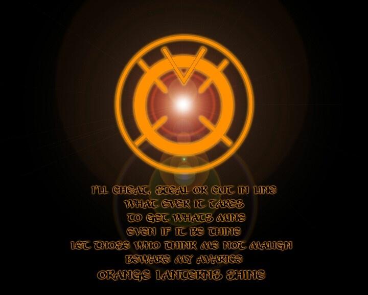 lantern oath  Lanterns Dc  Gl Desktop  Desktop Orange  Lanterns Oath    White Lantern Oath Official