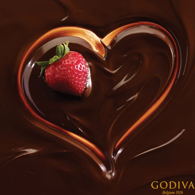 Sweet and seductive, our most popular Valentine's Day treat sets the mood #GODIVA