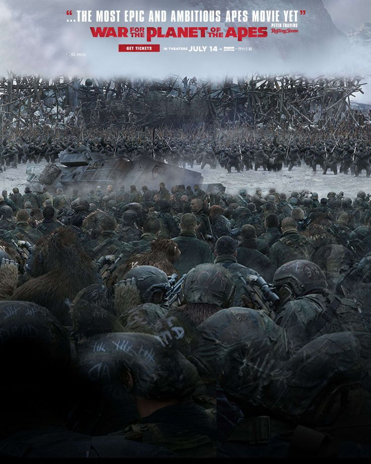 21 Best War Of The Planet For The Apes Images On Pinterest