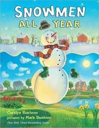 snowmen books and activities  especially like the song idea