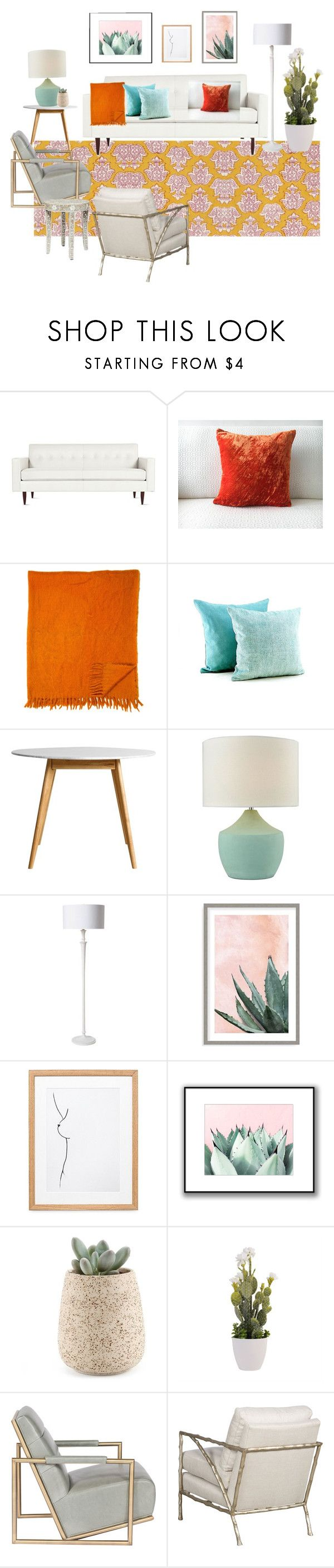"""If you catch my drift"" by jess-heppell-designer on Polyvore featuring interior, interiors, interior design, home, home decor, interior decorating, Design Within Reach, Frette, Barbara Cosgrove and Art Addiction"