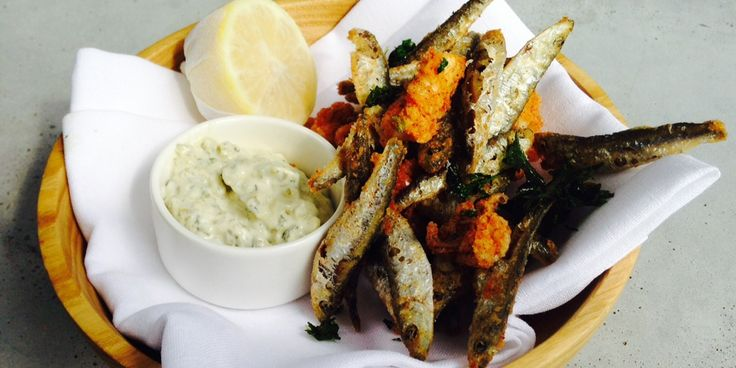 Tony Fleming's devilled whitebait recipe is the perfect dish to tuck in to on a…