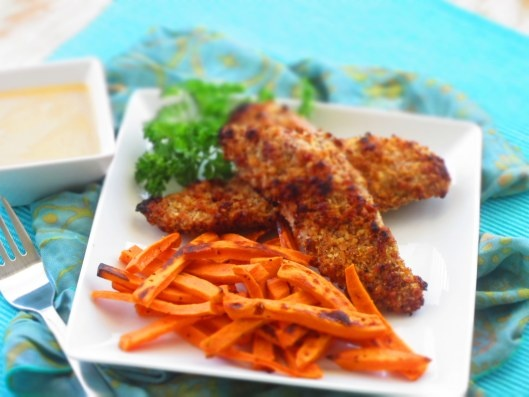 Chicken Strips French Fries 400 Calorie Meals Chicken Strips