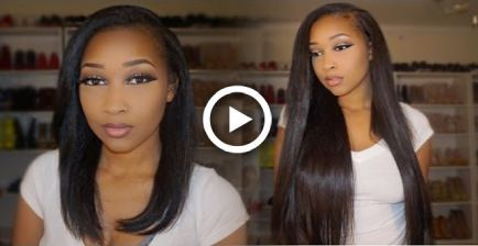Slay your Clip In Extensions with Bellami