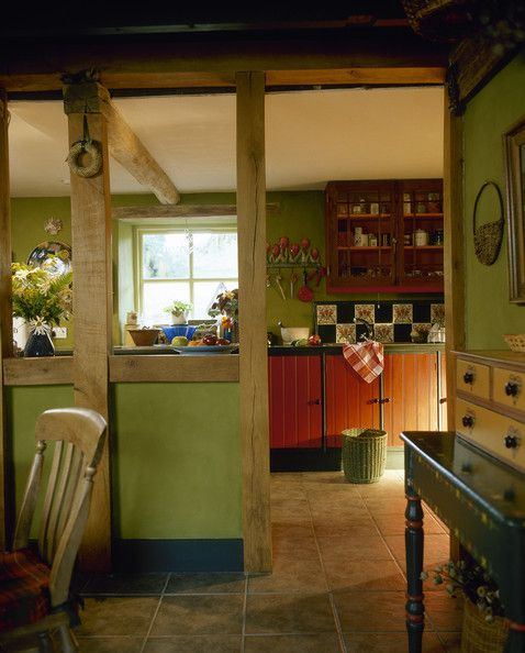Unique Country Kitchen: Best 25+ Green Country Kitchen Ideas On Pinterest