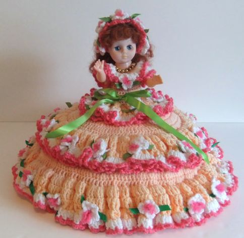 8 Best Crochet Bed Doll Images On Pinterest Crochet Doll Clothes