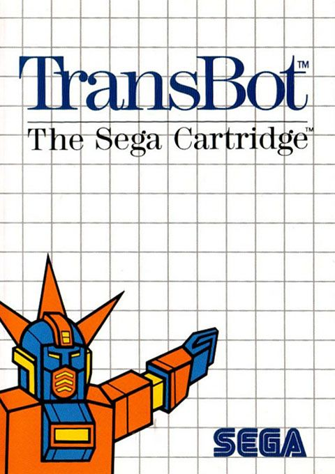 Check out the new review of TransBot for the Sega Master System!