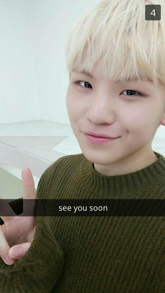 Kpop Edits And Snapchats Snapchat Jihoon Kpop Snapchat Seventeen Woozi