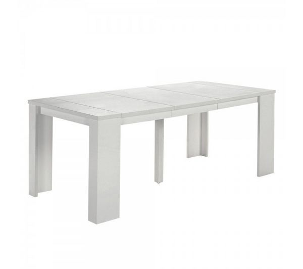Tables rallonges 10 handpicked ideas to discover in other for Table console extensible 10 personnes