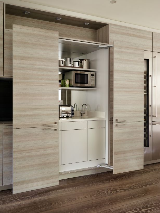 Organise Your Kitchen And Include Storage To Keep