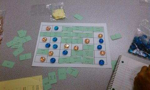 Exponent block game... practice laws of exponents (with links to factoring and antiderivative versions)