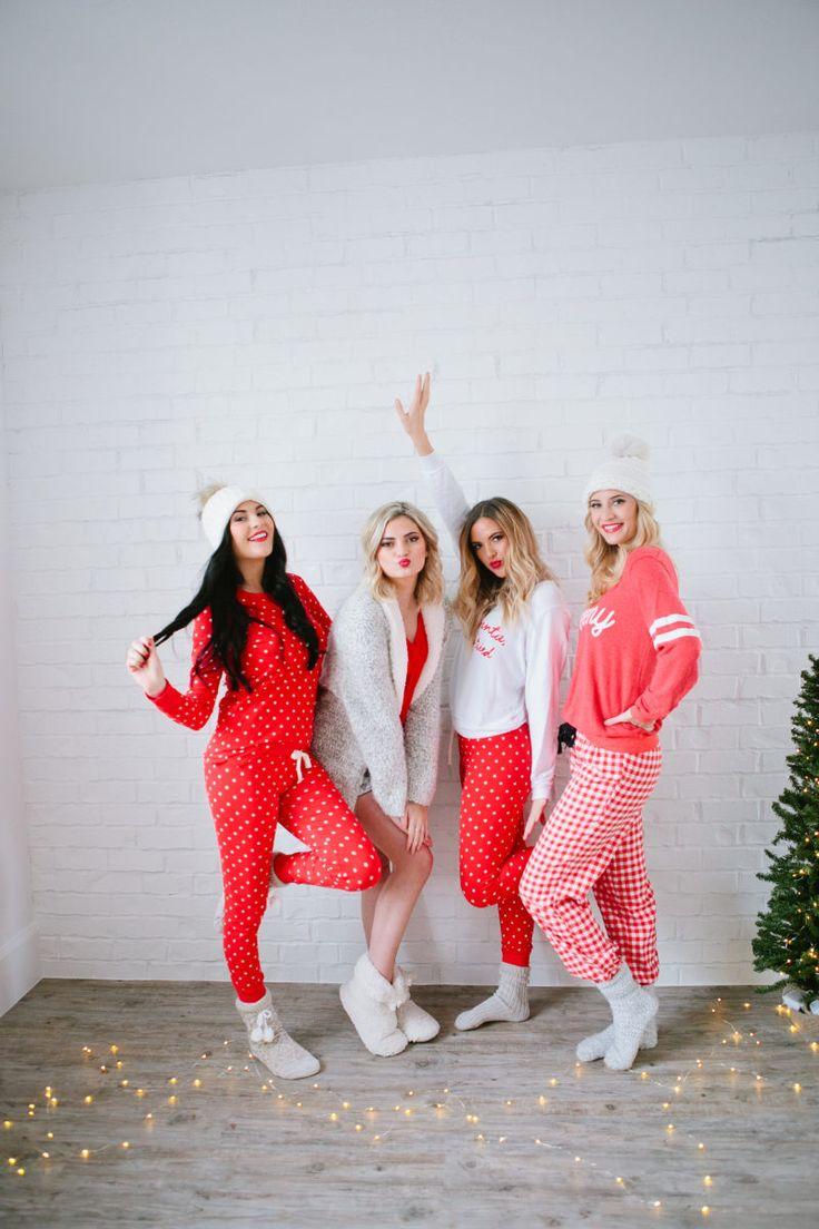 Sister Pajama Party