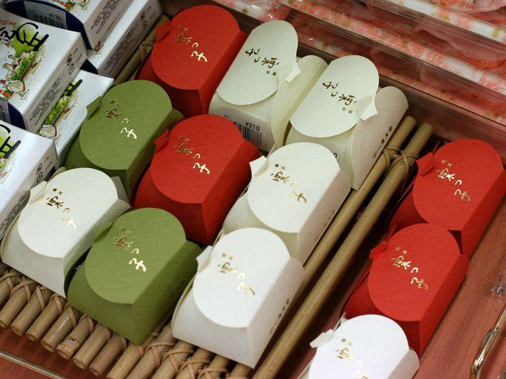 wagashi #japanese #package #design