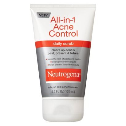 neutrogena all in one acne control how to use