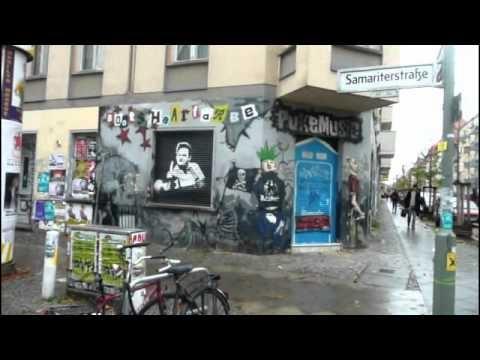 {B*} -  Samariterstraße - Rigaer Straße - Berlin Friedrichshain