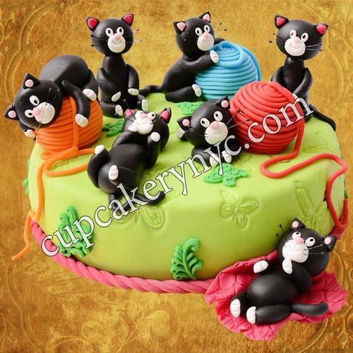 65 best cat birthday party images on Pinterest Birthdays Cat