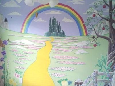 Wonderful Best Images About Wizard Of Oz Nursery On Pinterest Design