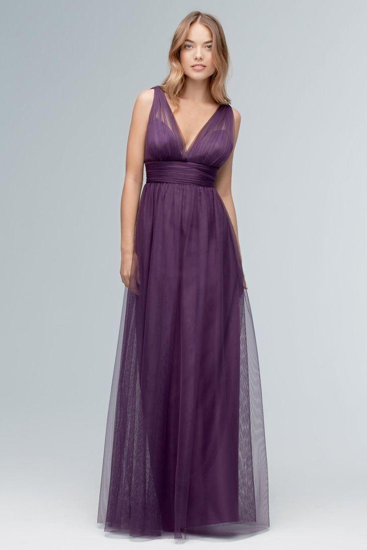 14 best Bridesmaid dresses images on Pinterest | Wedding frocks ...