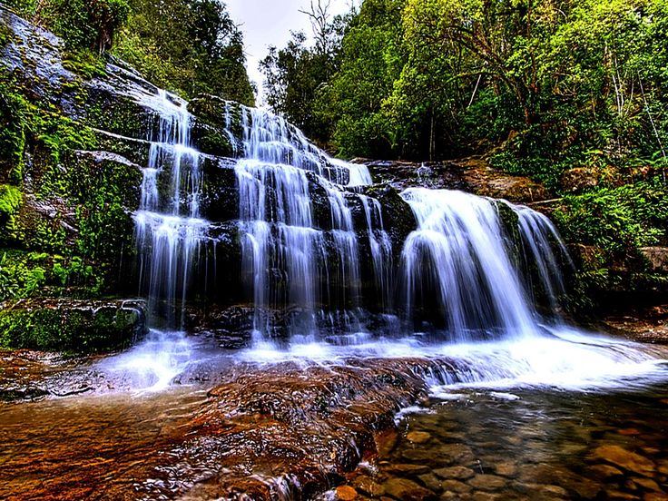 Moving Waterfall Wallpaper | moving waterfall wallpaper software - www ...