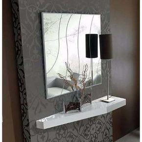 Moderno Mueble Recibidor Envìo E Instalaciòn Gratis - S/. 290,00