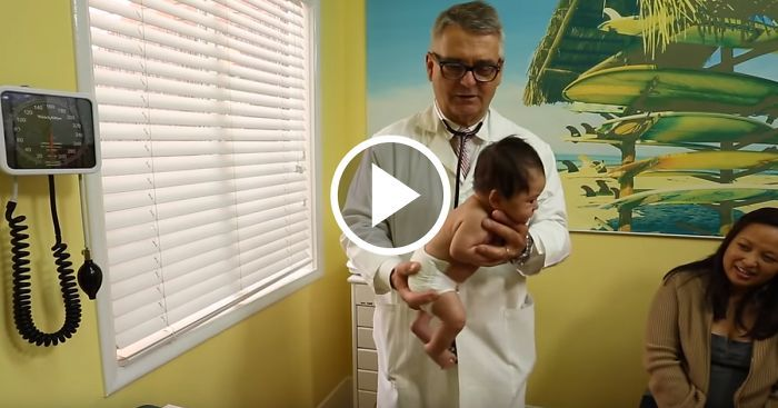 Pediatrician of 30 Years Reveals How To Calm A Crying Baby In Seconds | Bored Panda