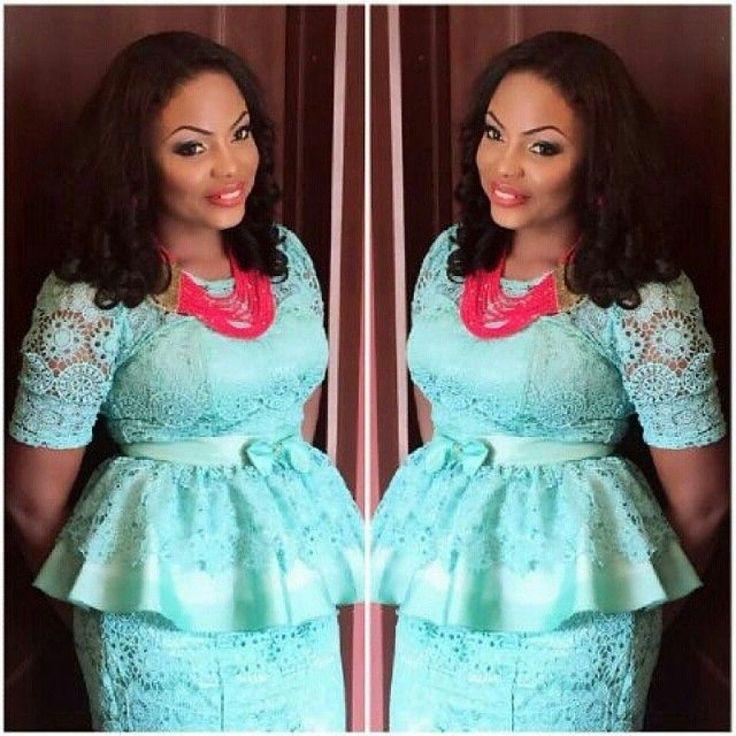 Nigeria Lace Latest Styles In Fashion