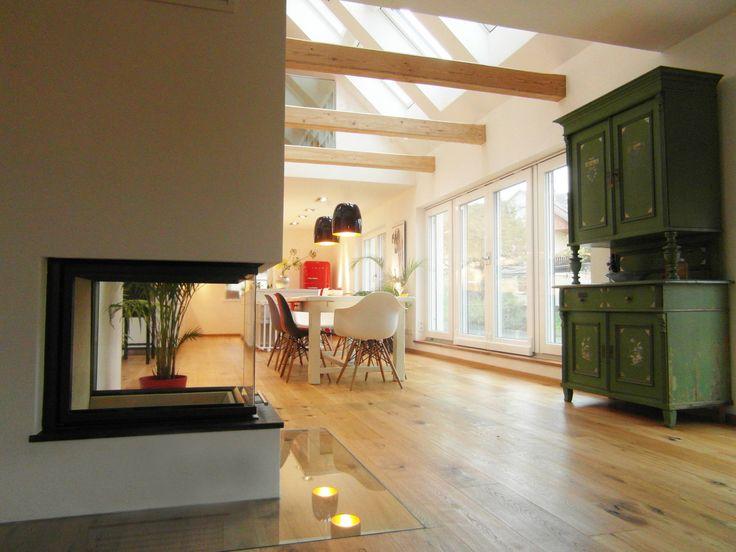 25+ best ideas about kamin modern on pinterest | kaminofen modern ... - Wohnzimmer Design Modern Mit Kamin