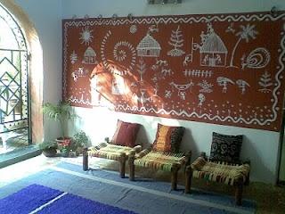 Warli Tribal Art (India)
